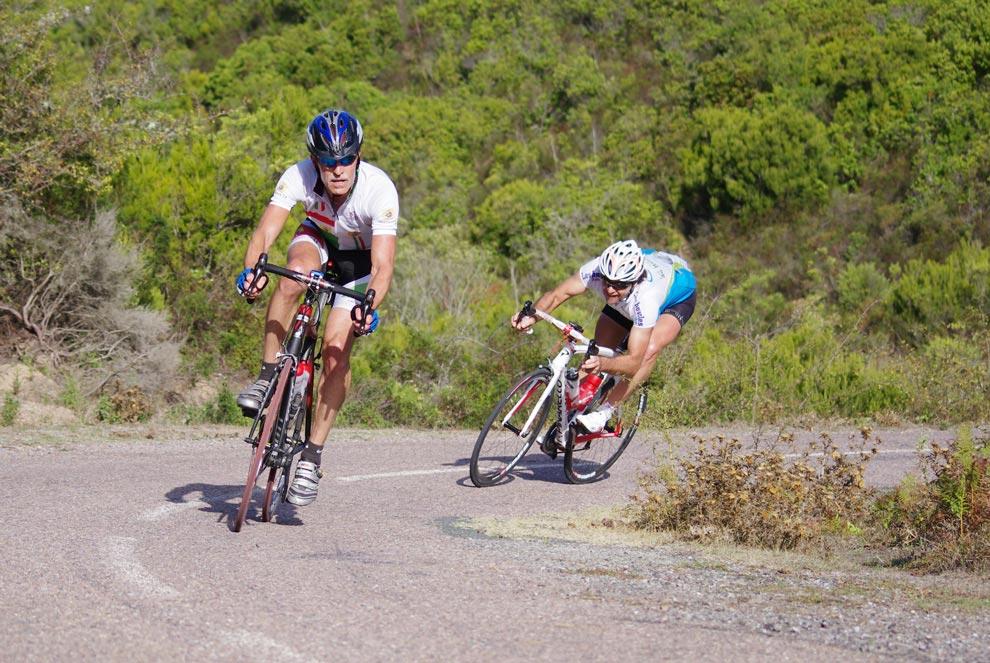 La Corse en vélo