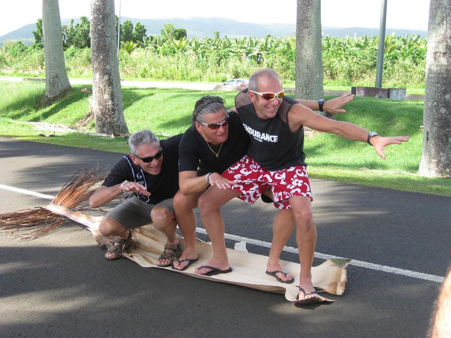 détente et cyclisme en Guadeloupe