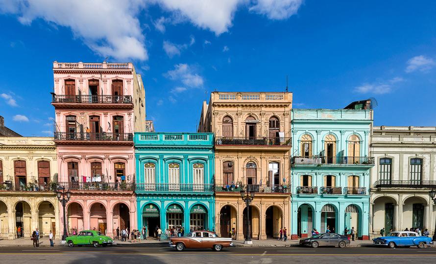 Cuba par Sport Azur