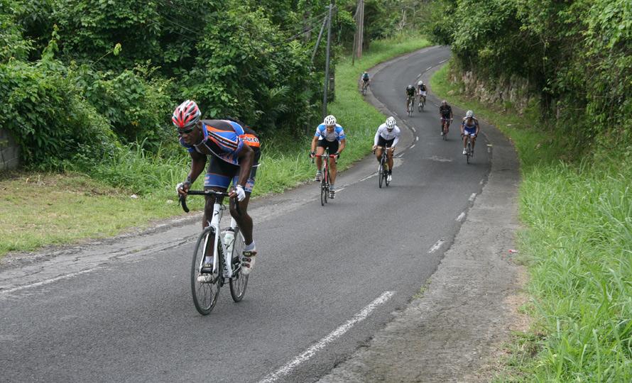 Cuba en vélo