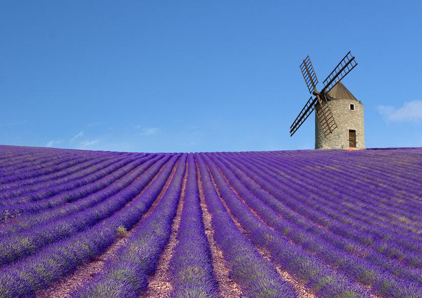Le Tour de Provence à vélo
