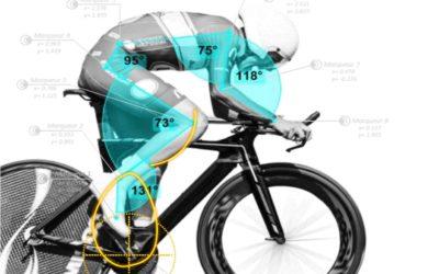 Test de performance et étude posturale vélo