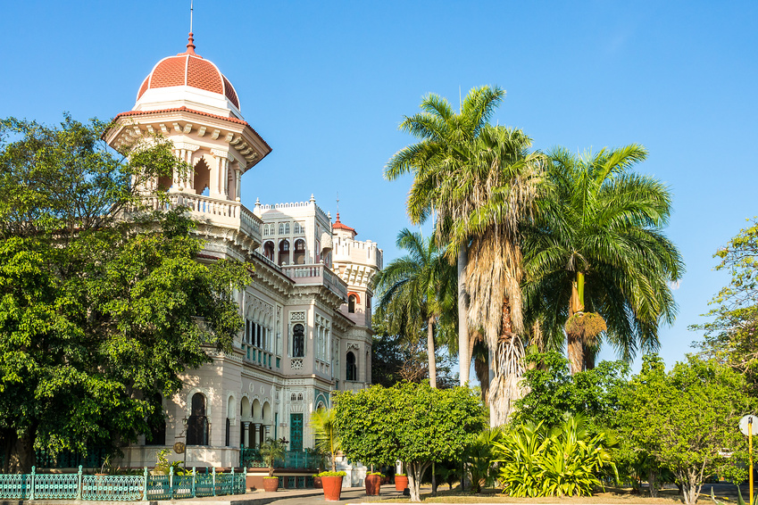 Cuba - Cienfuegos - Palacio de Valle