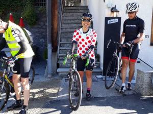 Alpes en vélo