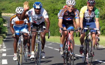 La Guadeloupe en vélo