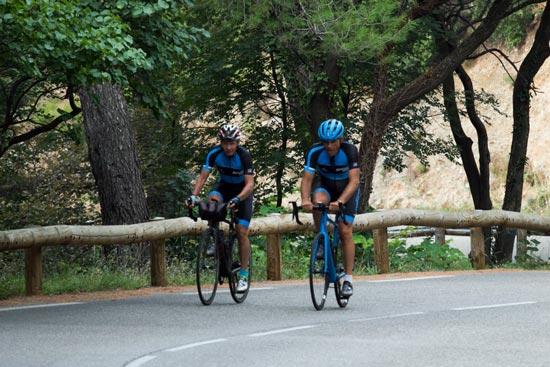 Tour de corse en vélo