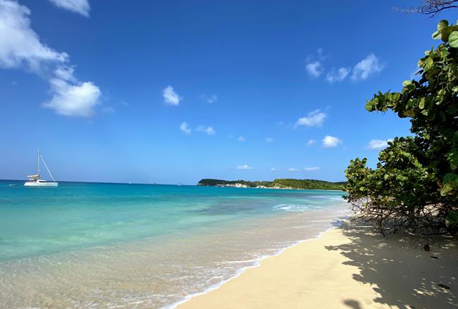 La Guadeloupe à vélo