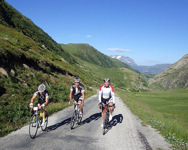 Tour des Pyrénées à vélo