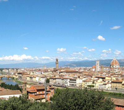 Toscane en vélo