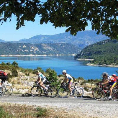 Stage vélo Verdon