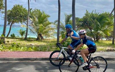 Retour sur le séjour vélo en Guadeloupe