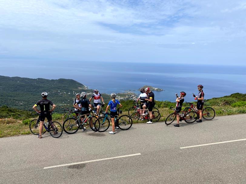 Tour de Corse à vélo